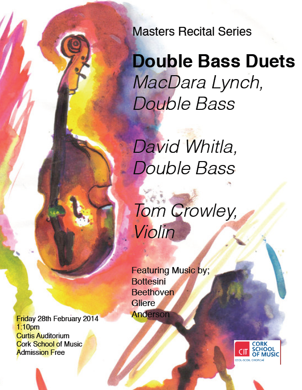 Double Bass Duets